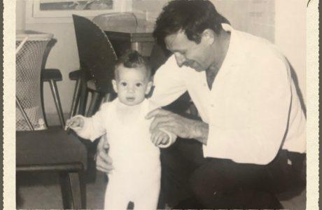 הכרתי את אבי לראשונה בגיל… 35
